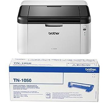 Brother HL-1210W - Impresora láser monocromo compacta con WiFi + ...