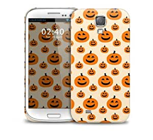 Happy Pumkin Halloween Samsung Galaxy S4 GS4 protective phone case