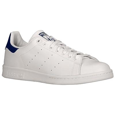adidas Stan Smith Mens M20325 13 White/Blue | Fashion Sneakers