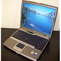 Dell Latitude D610 Laptop + Windows XP (Microsoft Authorized Refurb; COA and disc included!)