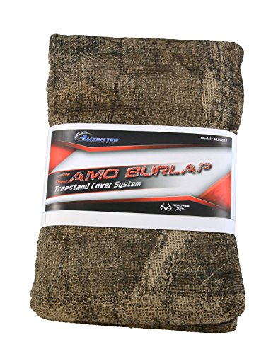 Ameristep Burlap Blind Material, Camo - Ameristep Stand Hunting Blinds