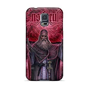 Samsung Galaxy S5 TOl5229MVvs Unique Design Nice Ensiferum Band Pictures Perfect Cell-phone Hard Covers -EricHowe