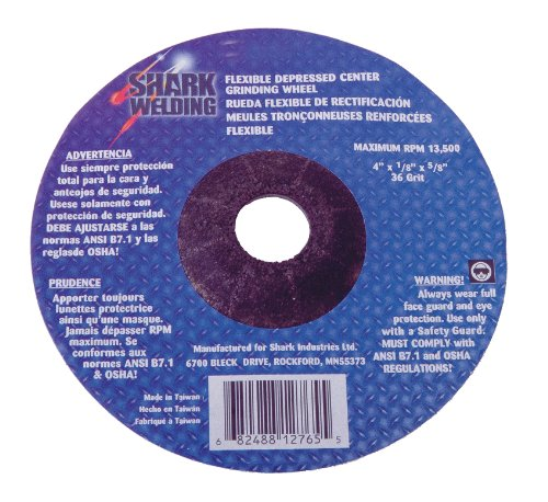 Shark 11012 3//32-Inch 50-Pound 20-Amp to 75-Amp6011 Welding Electrodes Shark Industries