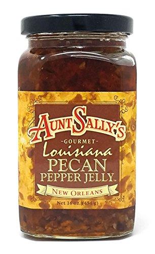- Louisiana Pecan Pepper Jelly 16 oz.