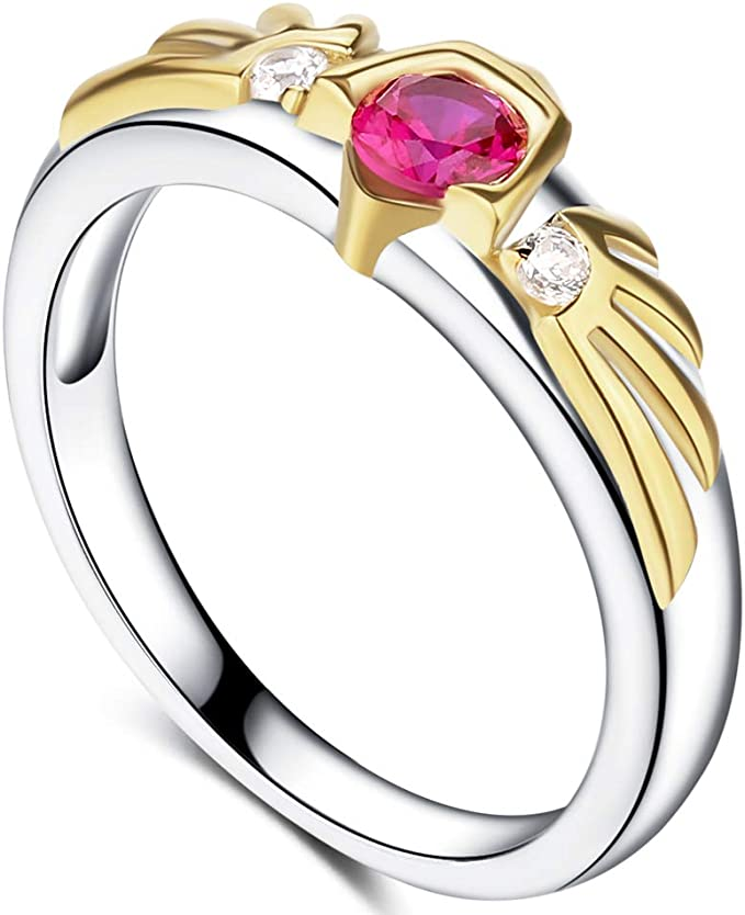 Ravio Ring Legend of Zelda Silver Ring Zelda Ring 925 Sterling Silver