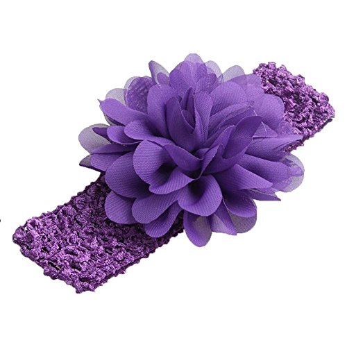 WALLER PAA Kids Girls Newborn Baby Toddler Flower Headband Hair Band Accessories Headwear (Etsy Handmade Halloween Cards)