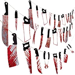 Moon Boat 3 Set Bloody Weapons Garland B...
