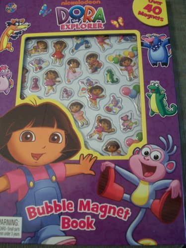 (Dora the Explorer Bubble Magnet)