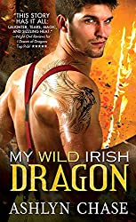 My Wild Irish Dragon (Boston Dragons Book 2)