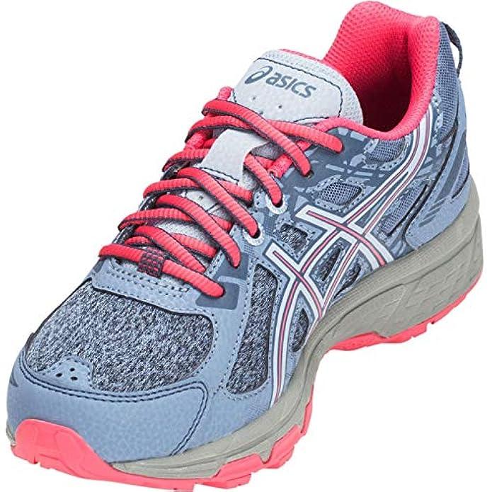 ASICS Girl's, Gel Venture 6 GS Trail Running Sneaker - Big Kid
