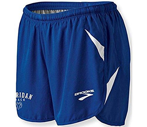 Brooks Athletic Track/Field Flyaway Shorts - Royal/White - X-Large