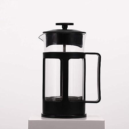 Con Filtrosolla De Presión Resistente A Altas Temperaturas Pp Olla De Filtro De Café De Plástico Té Preparado A Mano Cafetera Preparada -350Ml: Amazon.es: Hogar