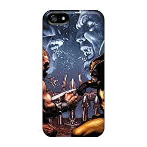 New For Case Iphone 4/4S Cover Cases Covers Casing(wolverine)