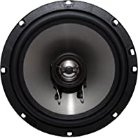 Earthquake Sound T65 TNT 2-Way Coaxial Speakers - Set of 2 (Black)