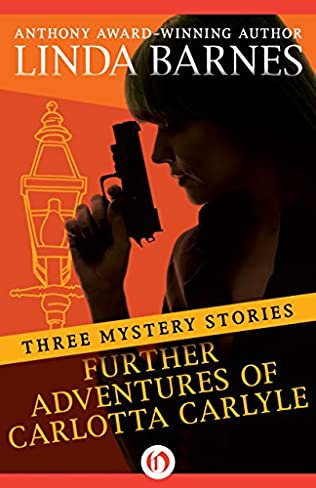 book cover of Further Adventures of Carlotta Carlyle