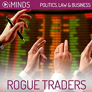 Rogue Traders Audiobook