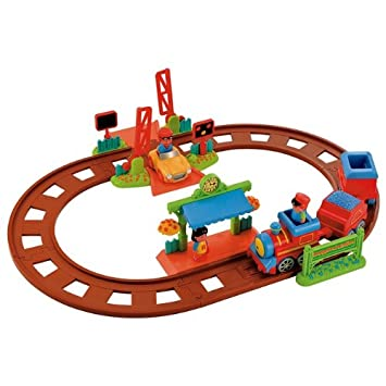 Early Learning Centre Happyland Train Set By Early Learning Centre