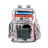 Top 10 Best clear backpacks