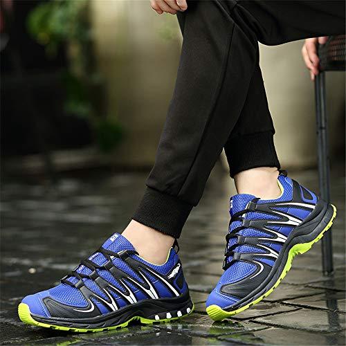 Atmungsaktiv Damen Größe Herren Fitnessschuhe Outdoor Trekking Leicht Wanderschuhe Traillaufschuhe Dreamshow Trailrunning Schuhe Schuhe vSggaq
