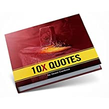 10X Quotes by Grant Cardone (2014-08-02)