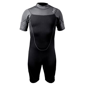 7a15fe898e Image Unavailable. Image not available for. Color  EVO Elite 3mm Shorty  Wetsuit ...
