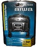 Aiwa HSTA183 Headphone Radio Cassette Player
