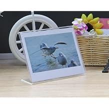 Acrylic Stand Wide Fujifilm Instant Mini Photo Frame for Fujifilm Instax Mini 210 Films