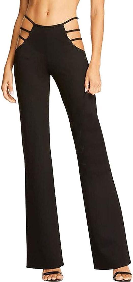Womens Trendy Leggings Ultra High Waist Stretch Fleece Casual Pants Trouser