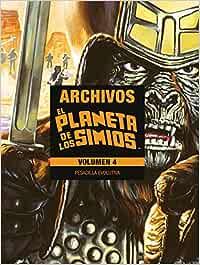 El planeta de los simios - archivos