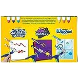 Crayola Washable Marker Set, Gift for Kids, Gel
