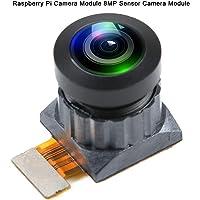 MakerHawk Raspberry Pie - Módulo de cámara con Sensor de 8 MP (Gran Angular, 160 Grados, Compatible con Raspberry Pi, Placa de cámara V2, Compatible con grabación de vídeo y resolución de Imagen Fija