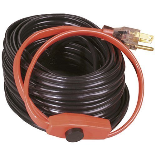 Easy Heat Water Pipe Heating Cable 30 ' 120 V 7 W/' by Easy Heat, Inc
