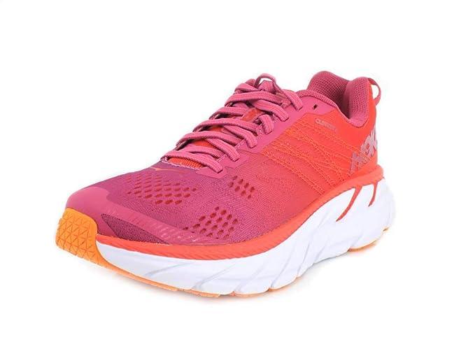 Hoka - Zapatillas de Running para Mujer, Color Rojo, 1102873, Rojo, 38: Amazon.es: Deportes y aire libre