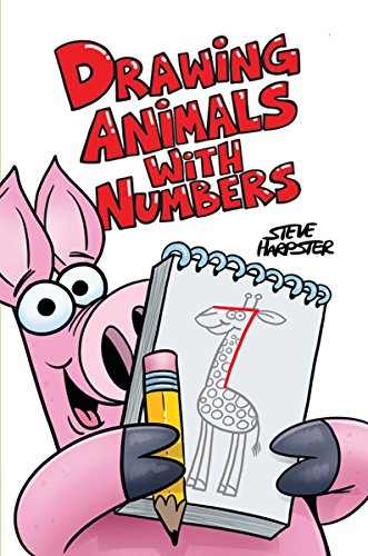 Drawing Animals With Numbers Kindle Edition By Steve Harpster