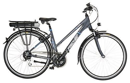 Fischer Damen E-Bike Trekking 24-Gang Proline ETD 1401, 28 Zoll, 19153
