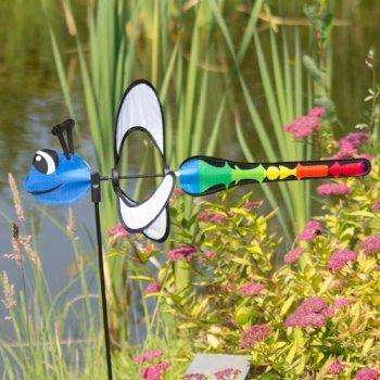 Windspiel für den Garten Libelle