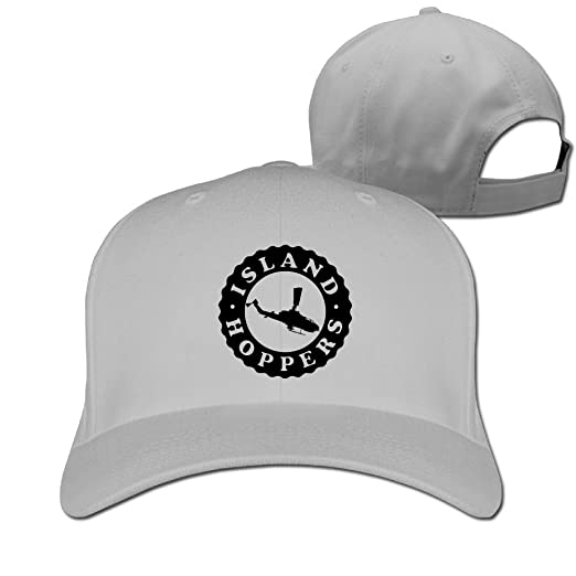 efd30e1db27 WHa12 Cap Island Hoppers Funny Unisex Cotton Dad Hat Adjustable Baseball Cap