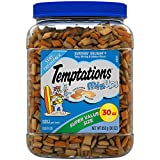 Temptations 10160879 1 Mixups Cat Treats, Surfers' Delight, 30 oz. Tub