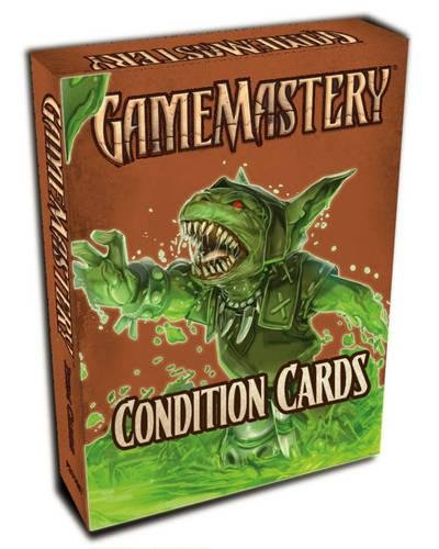 Gamemastery Condition Cards Jason Bulmahn Paizo Publishing SEP101721 PZO 3016