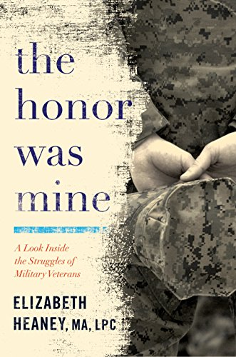 The Honor Was Mine by [Heaney, Elizabeth]