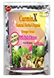 CurminX Herbal 400 capsules Best Value Menstrual and Vaginal Tightening Stop Odor 100% Natural Organic Extract