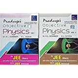 Pradeep's Objective Physics for JEE Mains and Advanced - Volume - ! & 2