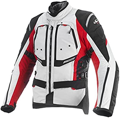 chaqueta moto hombre clover