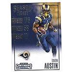 Football NFL 2016 Panini Contenders Season Ticket  18 Tavon Austin  18 NM+. 6df5a0697