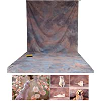 Photography Background Hand Painted Tie Dye Cotton 7.5x10ft Backdrop Studio