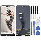 AMPELOS Generic -LCD Screen and Digitizer Full Assembly for Huawei P20 Pro(Black) Easy (Color : Black)