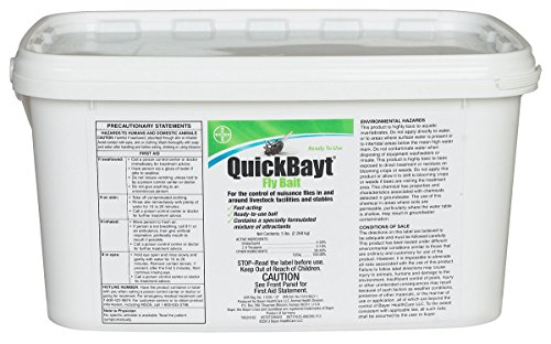 Durvet QuickBayt Pest Repellent, 5 lb