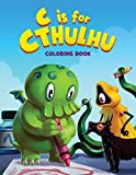 img - for C is for Cthulhu Coloring Book book / textbook / text book