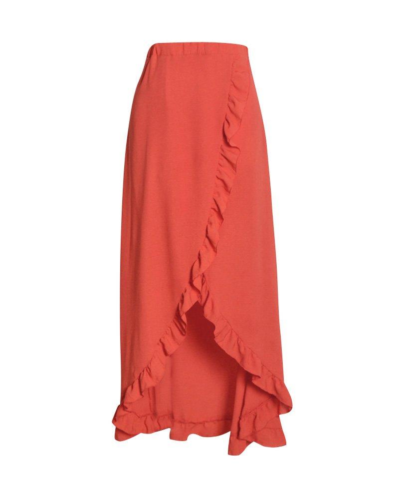 Vestidos de fiesta con falda asimetrica