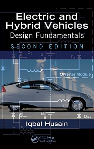 (Electric and Hybrid Vehicles: Design Fundamentals, Second)